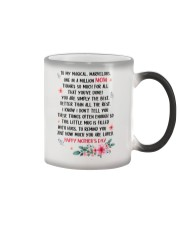 Mom Remind You're Loved Color Changing Mug thumbnail