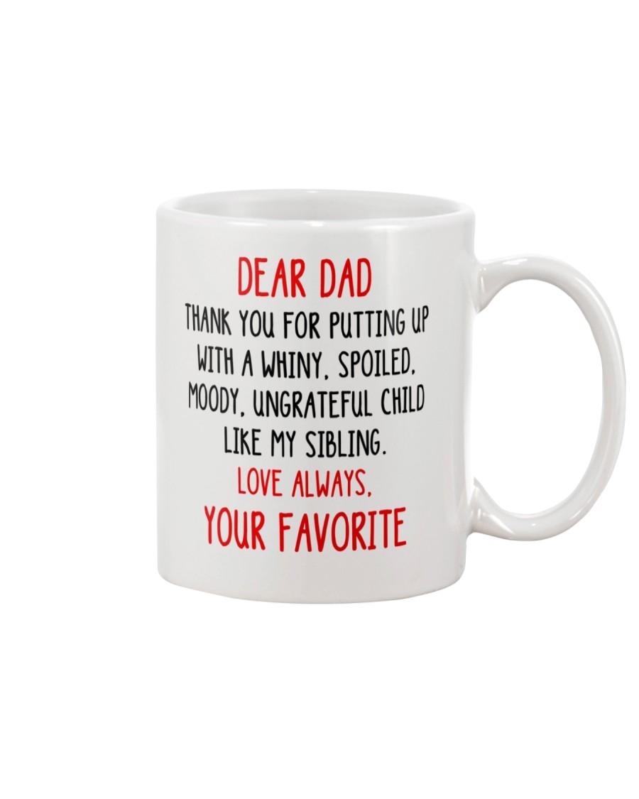 Ungrateful Child Like My Sibling Mug