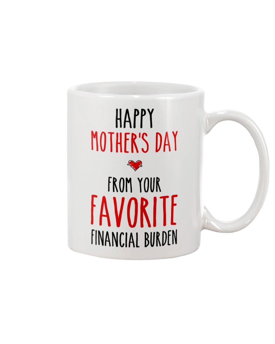 Favorite Financial Burden Mug