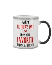 Favorite Financial Burden Color Changing Mug thumbnail