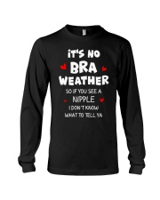 No Bra Weather Long Sleeve Tee thumbnail