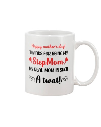 Thank For Being My Stepmom