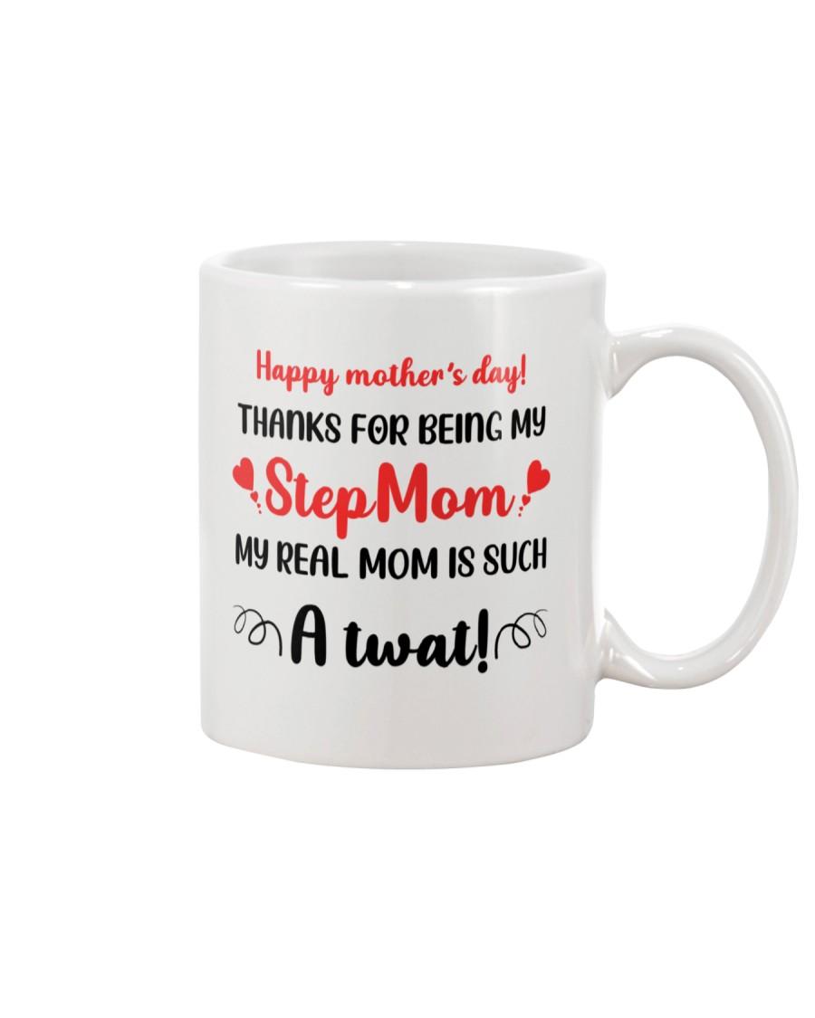 Thank For Being My Stepmom Mug