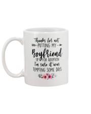 Putting Boyfriend Adoption Mug back