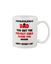 Perfect Child Second Time Mug front