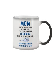 Produce Legends Instead Of Sperm Color Changing Mug thumbnail
