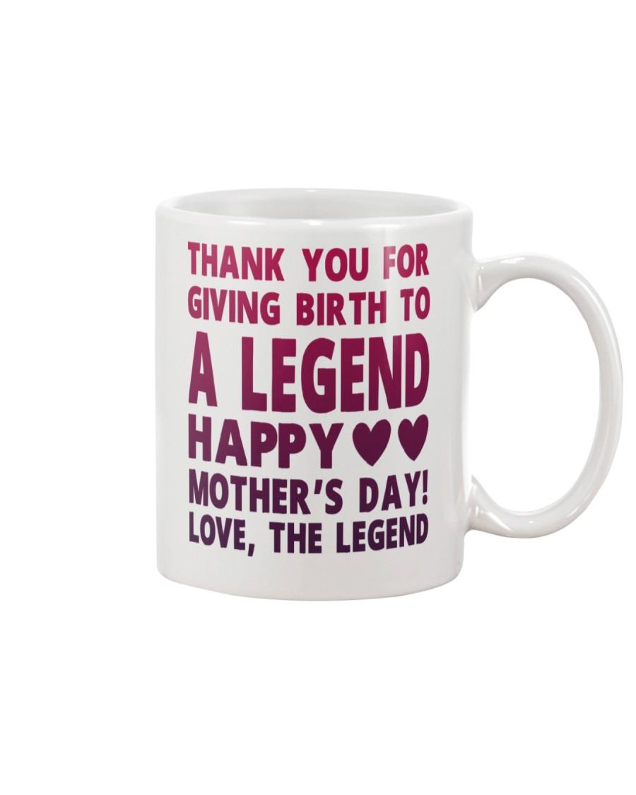 Giving Birth To A Legend Mug
