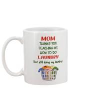 Still Doing My Laundry Mug back