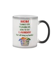 Still Doing My Laundry Color Changing Mug thumbnail