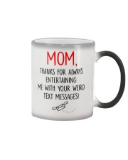 Weird Text Messages Color Changing Mug thumbnail