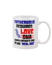 Love Not DNA Mug front