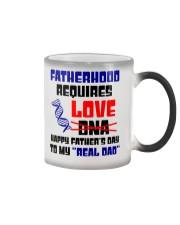 Love Not DNA Color Changing Mug thumbnail