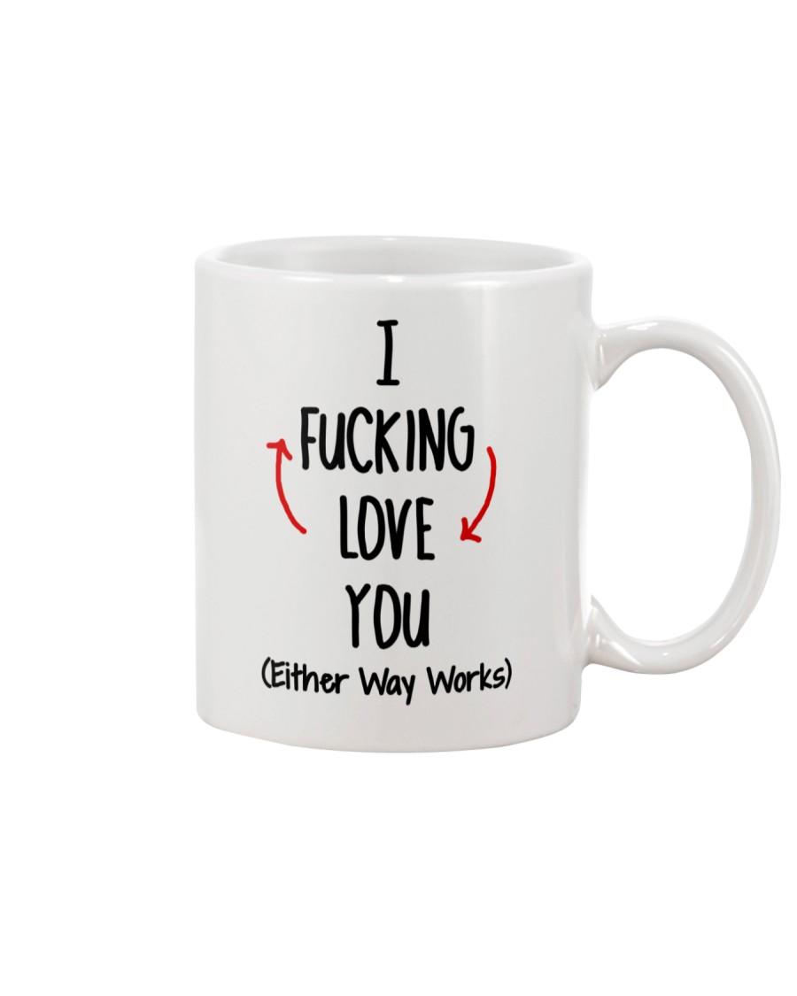 Either Way Works I Love You  Mug