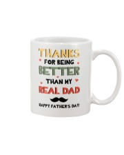 Better Than My Real Dad Mug front