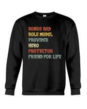Bonus Dad Hero Crewneck Sweatshirt thumbnail