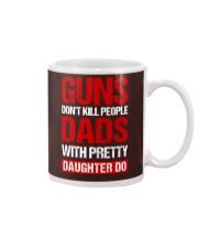 Dads With Pretty Daughter Mug thumbnail