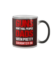 Dads With Pretty Daughter Color Changing Mug thumbnail