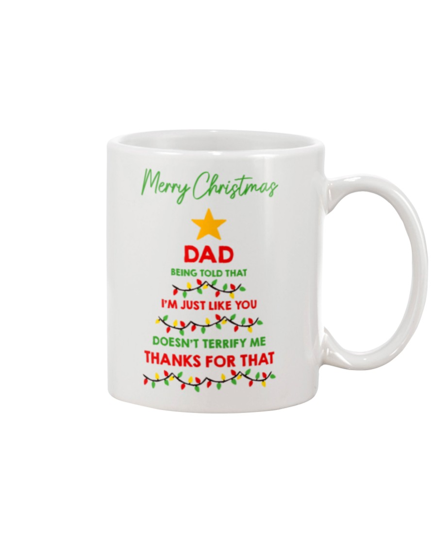 Just Like Your Dad Mug