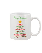 Just Like Your Dad Mug front
