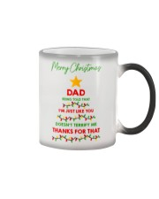 Just Like Your Dad Color Changing Mug thumbnail