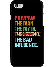 Pawpaw Legend Bad Influence Phone Case thumbnail