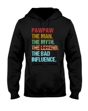 Pawpaw Legend Bad Influence Hooded Sweatshirt thumbnail
