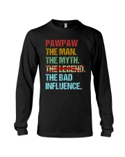 Pawpaw Legend Bad Influence Long Sleeve Tee thumbnail