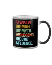 Pawpaw Legend Bad Influence Color Changing Mug thumbnail