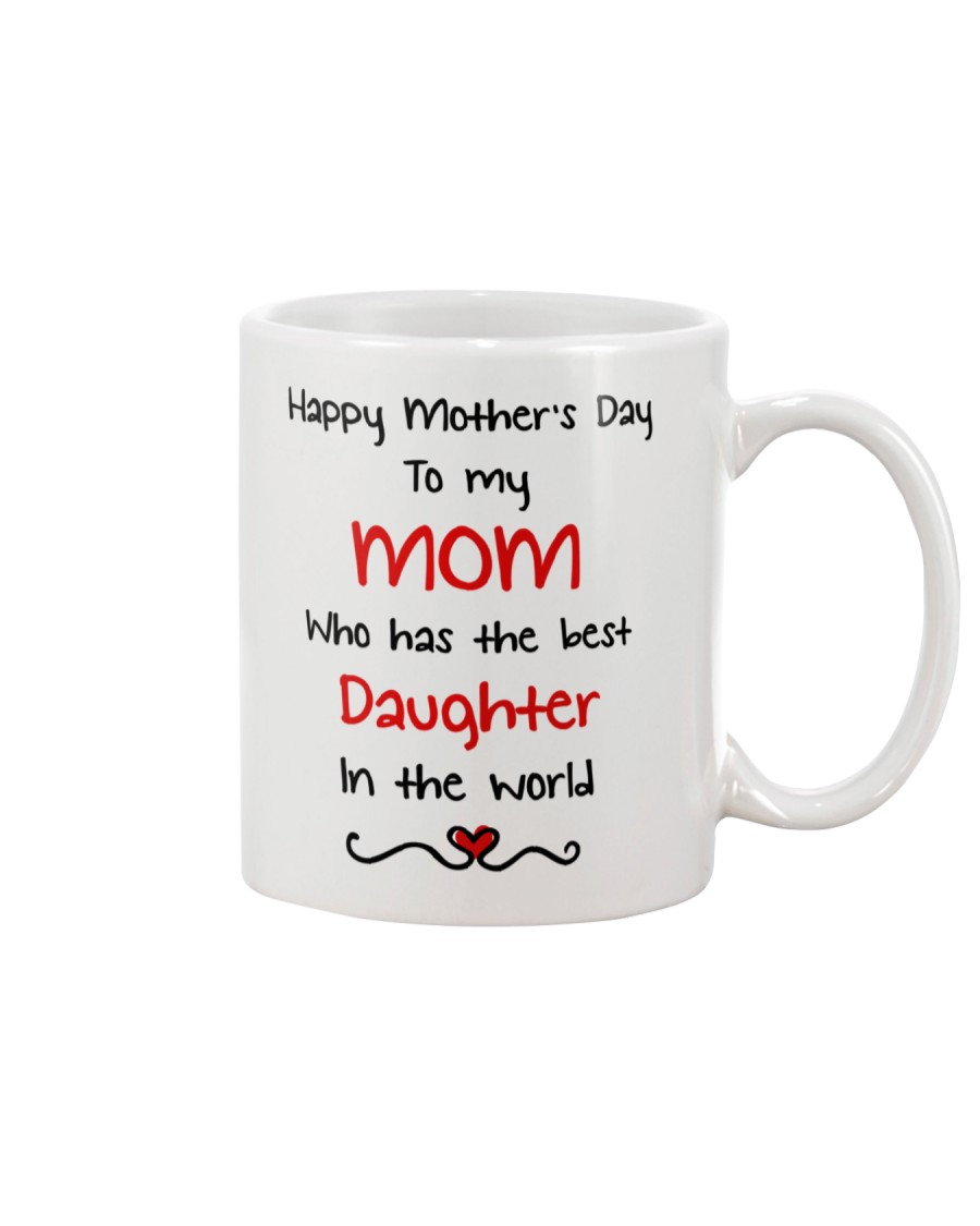 Mom Has Bets Daughter Mug