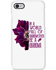Be A Grandma Phone Case thumbnail
