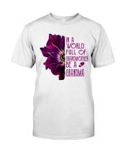 Be A Grandma Classic T-Shirt thumbnail