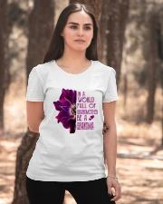 Be A Grandma Ladies T-Shirt apparel-ladies-t-shirt-lifestyle-05