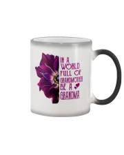 Be A Grandma Color Changing Mug thumbnail