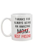Amazing Mom Mug back