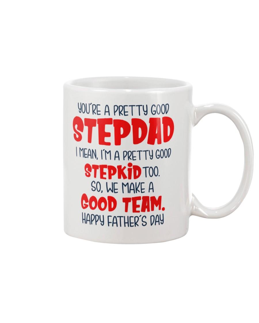 Pretty Good Stepdad Mug