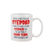 Pretty Good Stepdad Mug front