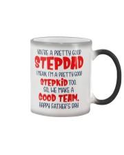 Pretty Good Stepdad Color Changing Mug thumbnail