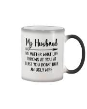 Ugly Wife Color Changing Mug thumbnail