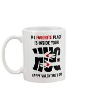 Favorite Place Is Inside Your Hug Mug back
