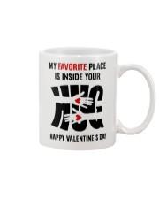 Favorite Place Is Inside Your Hug Mug front