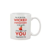 Of All The Wicked Stepmothers Mug front