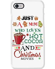 Just a mom loves baking  Phone Case thumbnail