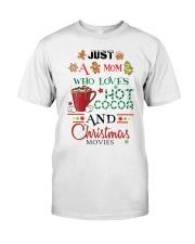 Just a mom loves baking  Classic T-Shirt thumbnail