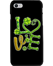 Dog Love Patrick Day  Phone Case thumbnail