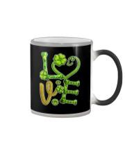 Dog Love Patrick Day  Color Changing Mug thumbnail