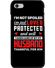 Not Spoiled Thankful Phone Case thumbnail