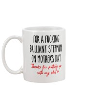 Brilliant Stepmum Mug back