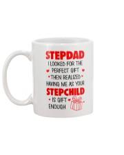 Your Stepchild Is Gift Enough Mug back
