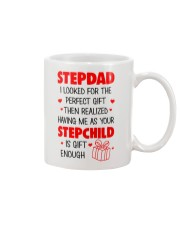 Your Stepchild Is Gift Enough Mug front