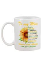 Forever And Always Mom Mug back